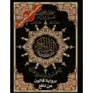 Coran Al-Tajwid (Lecture Qaloune)