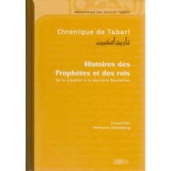 Chronique de Tabarî, histoires des prophètes