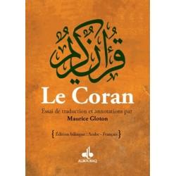 Le Coran : Maurice Gloton (Arabe / Français)