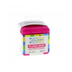Jeu flash Quiz - Edition Coran (A partir de 10 ans) Collection 5 Piliers