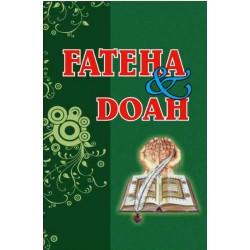 Fateha & Doah (français - anglais -  arabe)